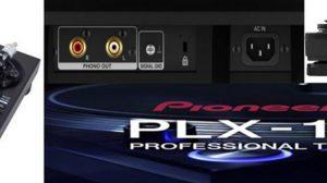 Giradischi Pioneer PLX1000