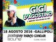 Gigi D'Agostino Gallipoli