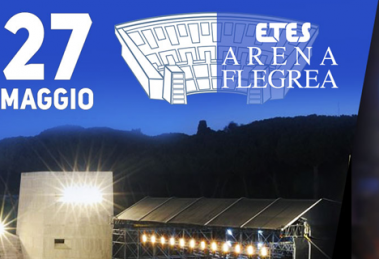 Rosario Miraggio Arena Flegrea 27.05.17