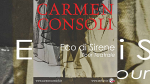 Carmen Consoli Eco di Sirene